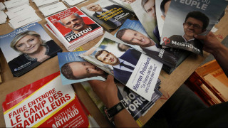 Γαλλία: Μάχη στήθος με στήθος μόλις μια εβδομάδα πριν από τις εκλογές
