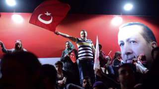 Δημοψήφισμα Τουρκία: Ο Ερντογάν διχάζει το έθνος του, λέει ο Ν.Ξυδάκης