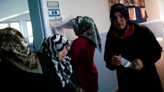 """Δημοψήφισμα Τουρκία: """"Όχι"""" ψήφισαν στα κατεχόμενα"""