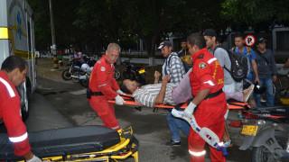 Κολομβία: 36 τραυματίες από επίθεση με χειροβομβίδα σε νυχτερινό κέντρο