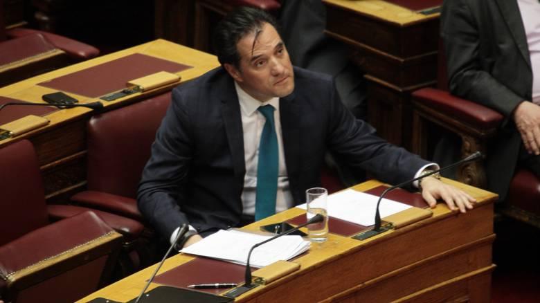 Άδωνις Γεωργιάδης: Με την εξεταστική θα αναδειχθεί το έργο μου ως υπουργός Υγείας