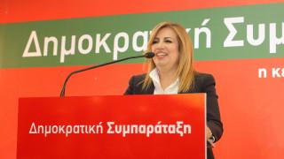 Το αίτημα της Φώφης Γεννηματά στον Ερντογάν μετά το τουρκικό δημοψήφισμα
