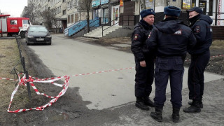 Συνελήφθη ο «εγκέφαλος» της βομβιστικής επίθεσης στο μετρό της Αγίας Πετρούπολης