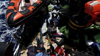Πάνω από 8.000 οι διασωθέντες νότια της Σικελίας μέσα σε τέσσερις ημέρες