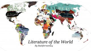 Χάρτης: Αυτό είναι το το αγαπημένο βιβλίο κάθε χώρας (pic)