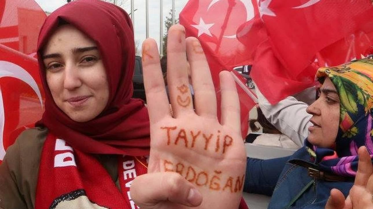 Τουρκία: Stop στην ένταξη, λέει ο Φερχόφστατ - δεν σας αναγνωρίζουμε, απαντά ο Ερντογάν