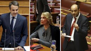 «Έφαγε» την Παπακώστα ο Μητσοτάκης μετά τις δηλώσεις κατά Άδωνι