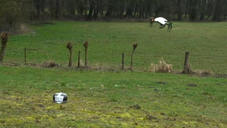 Τα drones που εντοπίζουν ακαθαρσίες σκύλων (vid)