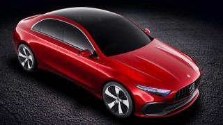 Οι καινούργιες και μικρές Mercedes θα είναι σαν την Concept A Sedan