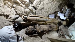 Μοναδικός αρχαίος θησαυρός στην Αίγυπτο (pics)