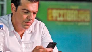 Την κυβερνητική εφαρμογή «infogov»… διαφημίζει ο Τσίπρας μέσω twitter