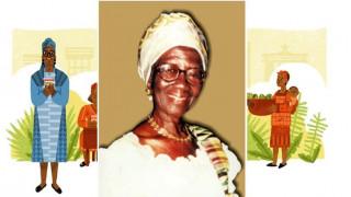 Έσθερ Άφουα Οκλόο: Η γυναίκα πρότυπο που τιμάται στο Google Doodle