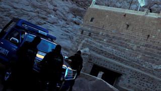 Έκρηξη σε μοναστήρι στην Αίγυπτο - Τουλάχιστον ένας νεκρός