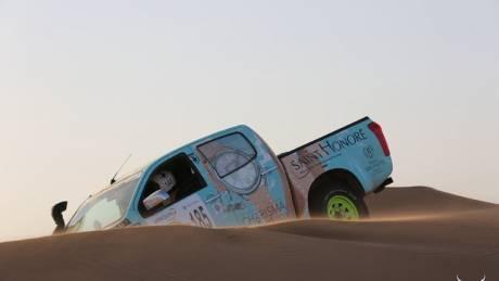 Οι «Γαζέλες» της ερήμου: Διατρέχοντας τη Σαχάρα με μία πυξίδα