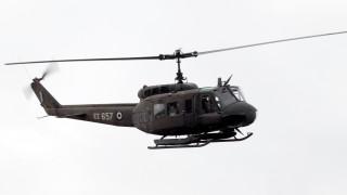 Πτώση στρατιωτικού ελικοπτέρου: Τριήμερο πένθος στις Ένοπλες Δυνάμεις