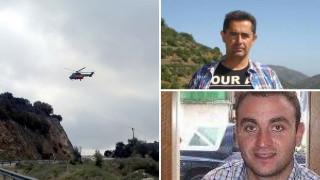 Συντριβή ελικοπτέρου: Θρηνεί η Καρδίτσα για τους δύο αξιωματικούς