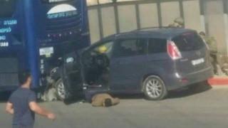 Παλαιστίνιος έπεσε με αυτοκίνητο πάνω σε πλήθος στο Ισραήλ