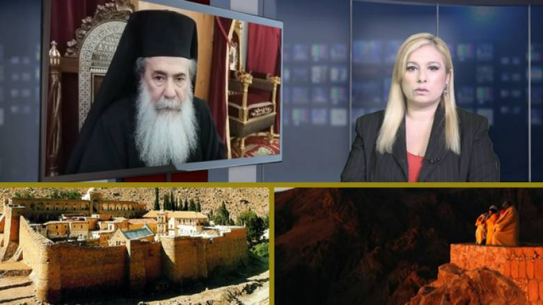Πατριάρχης Ιεροσολύμων στο CNN Greece: Ανησυχώ ότι θα υπάρξει και άλλο χτύπημα