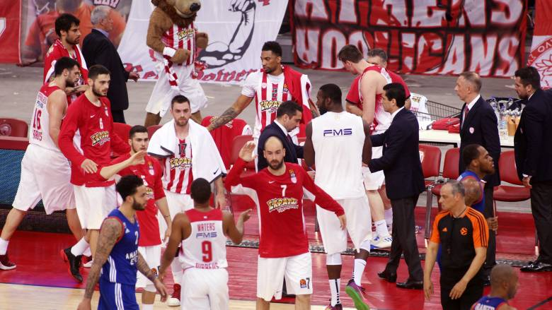 Euroleague: Νίκη με πειστική εμφάνιση του Ολυμπιακού και 1-0 επί της Εφές