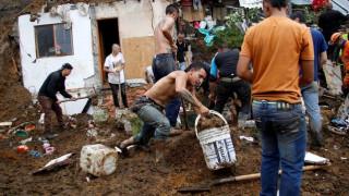 Νέα φονική κατολίσθηση λάσπης στην Κολομβία (pics)
