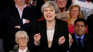 Εκλογές Βρετανία: Πρωτιά σε δημοσκόπηση για την Μέι