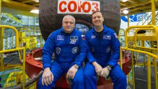 Ο ποντιακής καταγωγής κοσμοναύτης Φιοντόρ Γιουρτσίχιν για πέμπτη φορά στο διάστημα