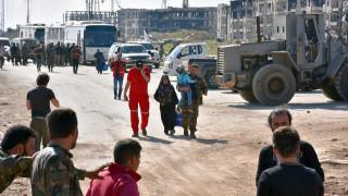 Συρία: Εγκλωβισμένοι στο Χαλέπι πάνω από 3.000 Σύροι (pics)