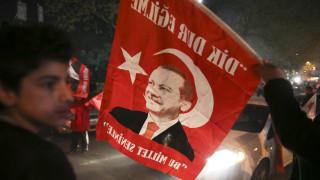 Τουρκία: Το Ευρωπαϊκό Δικαστήριο δεν έχει καμία δικαιοδοσία επί του δημοψηφίσματος