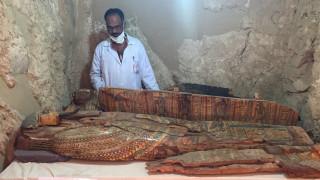 Αίγυπτος: Η αρχαιολογική σκαπάνη αποκάλυψε νέους τάφους της φαραωνικής εποχής