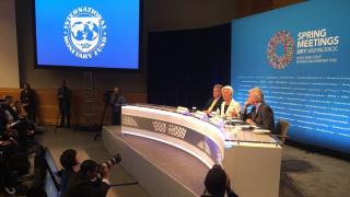 Λαγκάρντ: Ζητάμε λογικά πλεονάσματα για την Ελλάδα - Τι όρους έθεσε το ΔΝΤ
