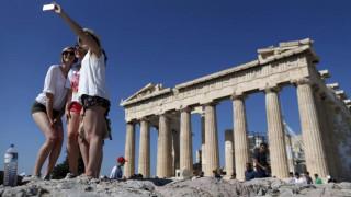 Νέο ρεκόρ αφίξεων τουριστών στην Αθήνα το πρώτο τρίμηνο του έτους