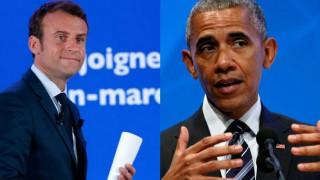 Γιατί ο Ομπάμα τηλεφώνησε στον Μακρόν τρεις ημέρες πριν τις εκλογές