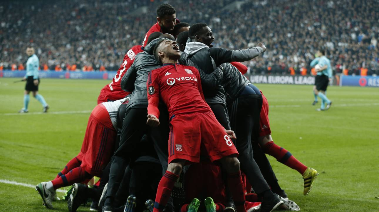 Europa League: σούπερ ρεβάνς και 4άδα Θέλτα, Σάλκε, Λυόν και Γιουνάιτεντ