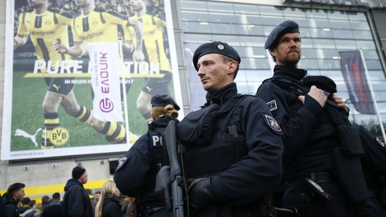 Σύλληψη υπόπτου για την επίθεση στην Ντόρτμουντ