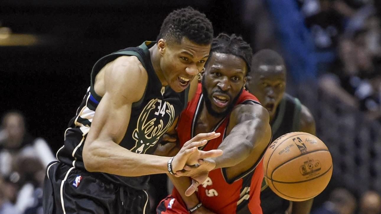 NBA: Φουλ για πρόκριση Αντετοκούνμπο και Μιλγουόκι (vid)