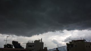 Έκτακτο δελτίο καιρού: Επιδείνωση με βροχές και χαλαζοπτώσεις