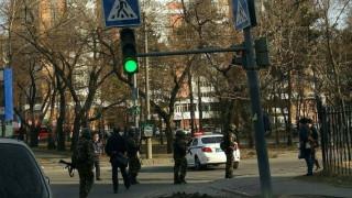 Ρωσία: Επίθεση στα γραφεία των μυστικών υπηρεσιών