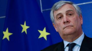 Αντόνιο Ταγιάνι: Η πόρτα της ΕΕ δεν έχει κλείσει για τους Βρετανούς