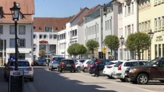 Γερμανία: Ένοπλος εισέβαλε σε τράπεζα
