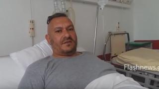 Η συγκλονιστική μαρτυρία διασώστη του ΕΚΑΒ που τραυματίστηκε όταν έπεσε το ασανσέρ (vid)