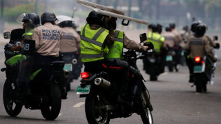 Βενεζουέλα: Νέες διαδηλώσεις με έναν νεκρό στο Καράκας (pics)