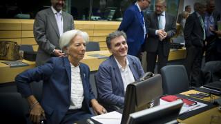 Αποκαλυπτικό βίντεο στην έδρα του ΔΝΤ - Η αμηχανία και τα βλέμματα