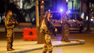 Παρίσι: «Προηγούμενα» με την αστυνομία φαίνεται ότι είχε ο δράστης της επίθεσης