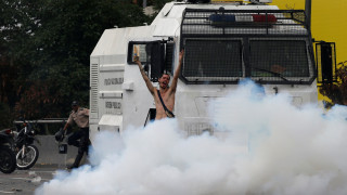 Βενεζουέλα: Στους 9 ανήλθε ο αριθμός των νεκρών διαδηλωτών (pics)