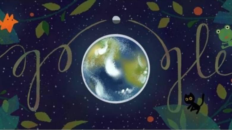 Συμβουλές για την «Ημέρα Της Γης» στο σημερινό Doodle της Google (pics)