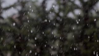 Χιόνι και χαλάζι στην Ξάνθη (vid)
