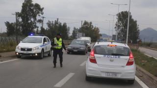 Άγρια καταδίωξη στη Θεσσαλονίκη - Οι δράστες έπεσαν πάνω στις μπάρες