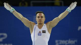 Πρωταθλητής Ευρώπης στους κρίκους ο Λευτέρης Πετρούνιας (vid)