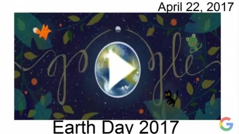 Συμβουλές για την «Ημέρα Της Γης» από την Google (pics&vid)