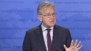 Ράις: Δεν υπάρχει διχασμός στο εσωτερικό του ΔΝΤ για την Ελλάδα
